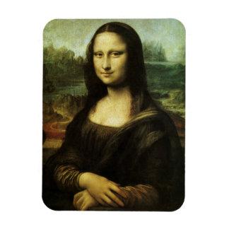 Mona Lisa de Leonardo da Vinci, arte renacentista Imán De Vinilo