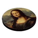 Mona Lisa de Leonardo da Vinci Fichas De Póquer