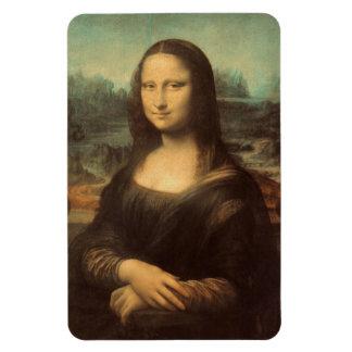 Mona Lisa de Leonardo da Vinci Iman Rectangular
