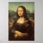 Mona Lisa de Leonardo da Vinci Posters
