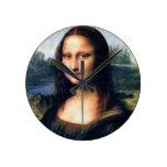 Mona Lisa de Leonardo da Vinci Relojes