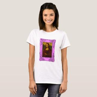 Mona Lisa Defaced (again) T-Shirt