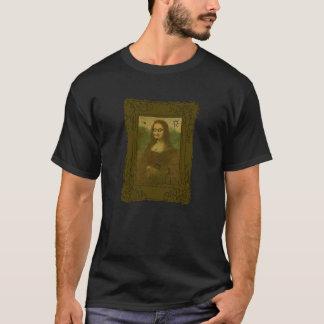 Mona Lisa Defaced T-Shirt