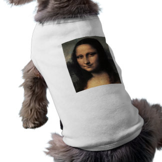 Mona Lisa (detail) Shirt