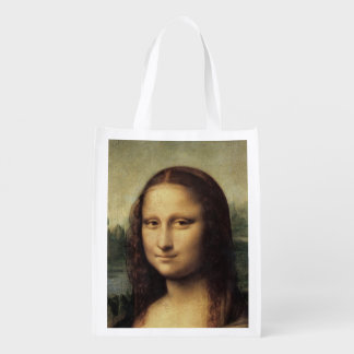 Mona Lisa detalladamente por Leonardo da Vinci Bolsa De La Compra