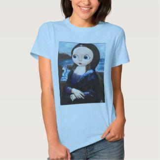 Mona Lisa Doll T Shirt