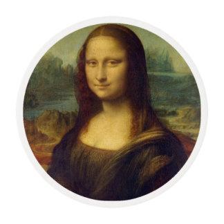 Mona Lisa Edible Frosting Rounds