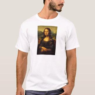 Mona Lisa EFT men's shirt Hypnosis Gifts