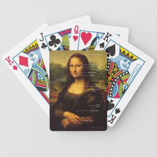 Mona Lisa EFT señala la baraja de regalos de la hi