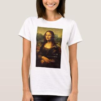 Mona Lisa EFT women's shirt Hypnosis Gifts