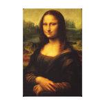 Mona Lisa envolvió la lona Lona Estirada Galerías