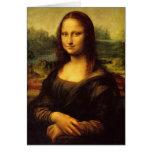 Mona Lisa Felicitacion