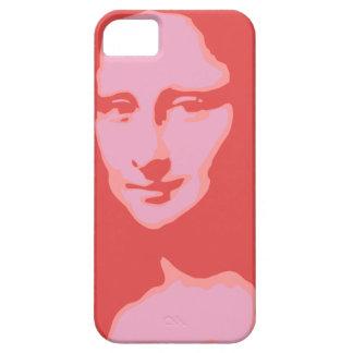 Mona Lisa iPhone 5 Case-Mate Cárcasas