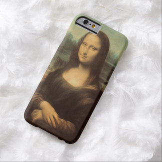 Mona Lisa Funda De iPhone 6 Barely There