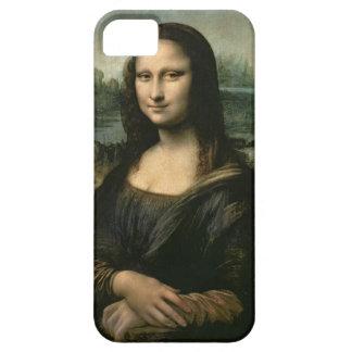 Mona Lisa iPhone 5 Carcasas