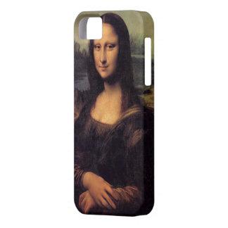 Mona Lisa iPhone 5 Carcasa
