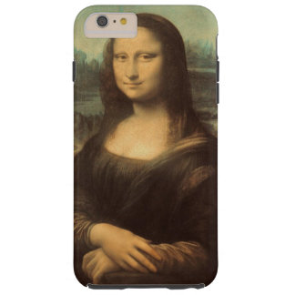 Mona Lisa Funda De iPhone 6 Plus Tough