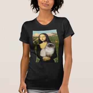 Mona Lisa - gato Himalayan 7 Camisetas