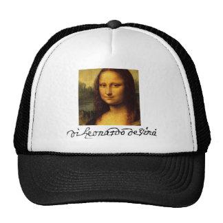 Mona Lisa Gorros Bordados