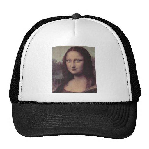 Mona Lisa hace frente Gorra