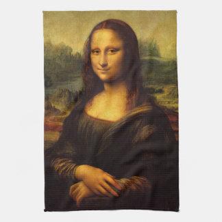 Mona Lisa Hand Towel