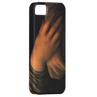 Mona Lisa - hands iPhone SE/5/5s Case