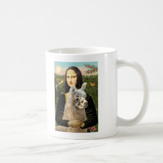 Mona Lisa & Her Llama Mug