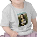 Mona Lisa - Himalayan cat 7 T Shirts