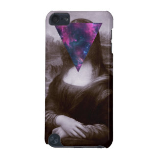 Mona lisa hipster iPod touch (5th generation) covers