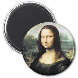 Mona Lisa Imán De Nevera