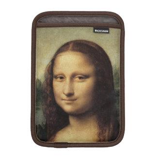 Mona Lisa in detail by Leonardo da Vinci iPad Mini Sleeves