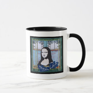 Mona Lisa in the Country Mug