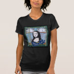 Mona Lisa in the Country Tees