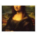Mona Lisa Invitación Personalizada