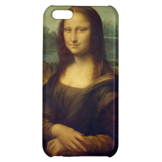 Mona Lisa Case For iPhone 5C
