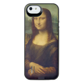 Mona Lisa Uncommon Power Gallery™ iPhone 5 Battery Case