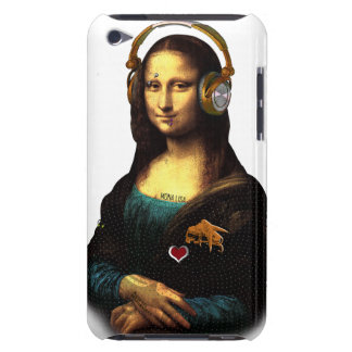 Mona Lisa is coll iPod Touch Case