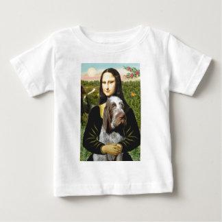 Mona Lisa - Italian Spinone (roan 10) Baby T-Shirt