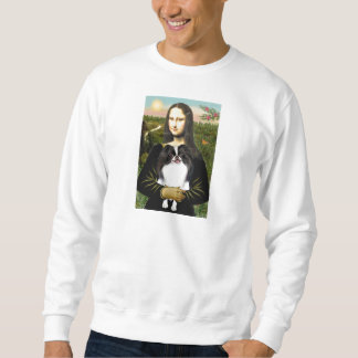 Mona Lisa - Japanese Chin 3 Sweatshirt