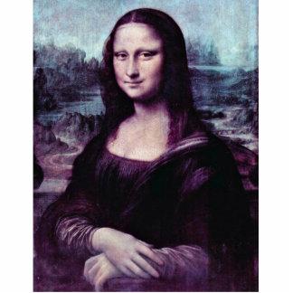 Mona Lisa (La Giaconda)  By Leonardo Da Vinci (Bes Standing Photo Sculpture