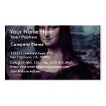 Mona Lisa (La Giaconda) por Leonardo da Vinci (Bes Tarjetas Personales