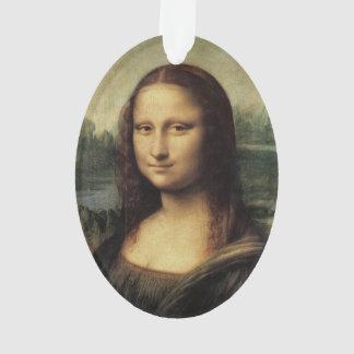 Mona Lisa La Gioconda by Leonardo da Vinci Ornament