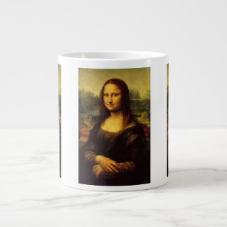 Mona Lisa Large Coffee Mug