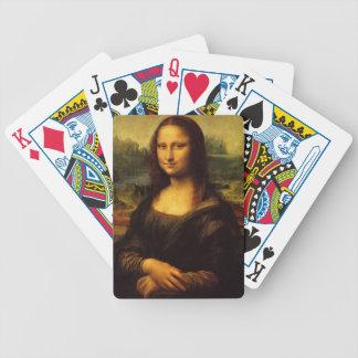 Mona Lisa, Leonardo da Vinci Baraja De Cartas