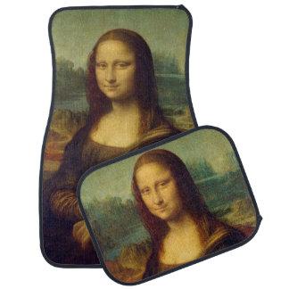 Mona Lisa - Leonardo da Vinci Car Mat