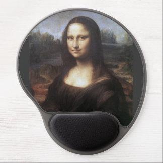 Mona Lisa Leonardo Da Vinci Gel Mouse Pad