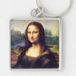 Mona Lisa, Leonardo da Vinci Llaveros