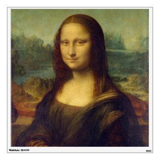 Mona Lisa - Leonardo da Vinci Wall Decal