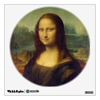 Mona Lisa - Leonardo da Vinci Wall Sticker