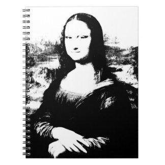 Mona Lisa Libros De Apuntes